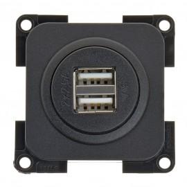 Gniazdo USB Podwójne