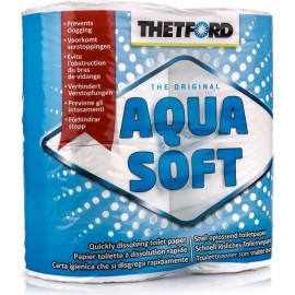 Papier toaletowy Thetford 4 rolki do toalet mobilnych
