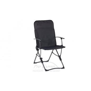 Krzesło podróżne BALDER Dark Grey