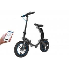 Składany skuter elektryczny z aplikacją mobilną Blaupunkt