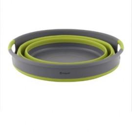 Wiaderko składane okrągłe zielony Outwell