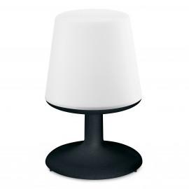 Lampa bezprzewodowa Light To Go czarna Koziol