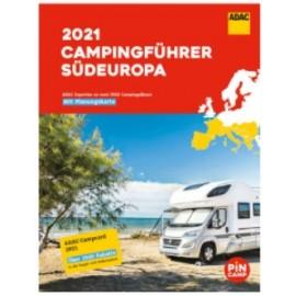 Katalog kempingów Europa południowa 2021