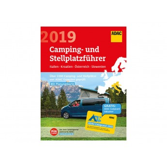 Katalog kempingów 2019 ADAC