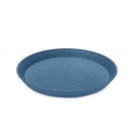 Talerz Connect Organic 20,5 cm ciemnoniebieski Koziol