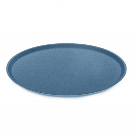 Talerz Connect Organic 25,5 cm ciemnoniebieski Koziol