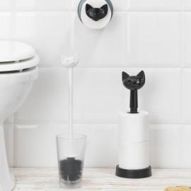 Stojak na papier toaletowy Miaou biały Koziol