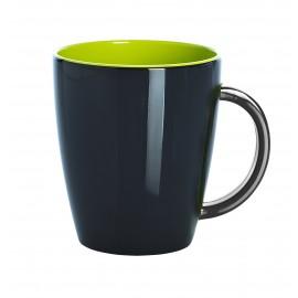 Kubek z melaminy GreyLine zielony - Gimex