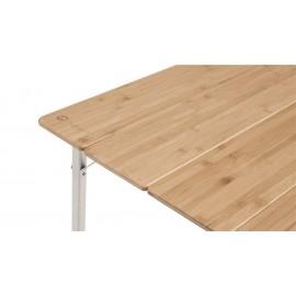 Stół z bambusowym blatem Custer M Outwell