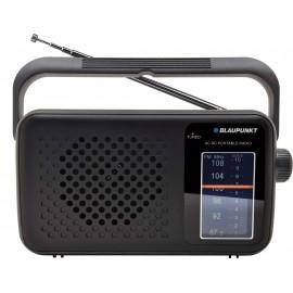 Przenośne radio FM z wyjściem słuchawkowym Blaupunkt