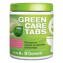 Tabletki do toalet turystycznych Dometic Green Care