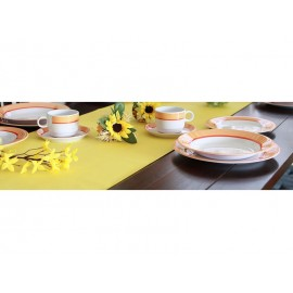 Zestaw obiadowy TrendLine Orange 20el. Gimex