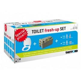 Zestaw Thetford C 400 do odświeżania toalety
