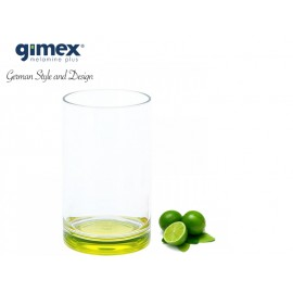 Szklanka z SAN z zielonym dnem 1szt - Gimex melamina