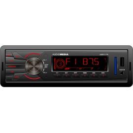 Audiomedia AMR117R - Samochodowy radioodtwarzacz SD/USB/MP3/WMA