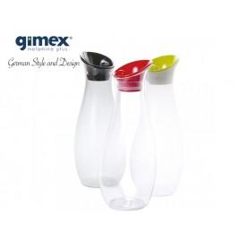 Karafka z pokrywką wahadłową w trzech kolorach do wyboru- Gimex melamina