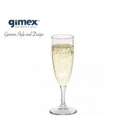 Kieliszek do szampana 1szt z poliwęglanu- melamina Gimex