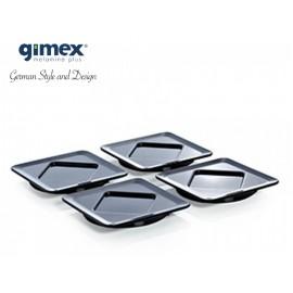 Podstawka pod kubek B&W 1szt melamina Gimex