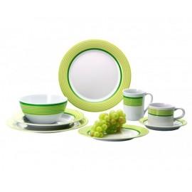 Serwetki zielone 20 sztuk - Gimex