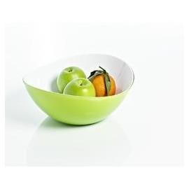 Zestaw sztućców sałatkowych zielonych - Gimex Melamina