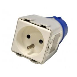 Adapter CEE - standardowa wtyczka 230 V