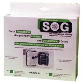 SOG - system 12 V wentylacji kasety na fekalia
