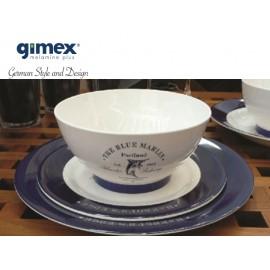 Zestaw misek Blue Marlin 4szt - Gimex