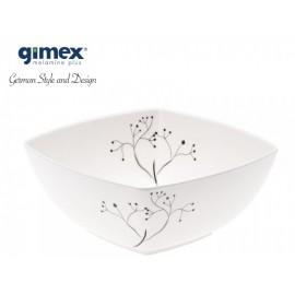 Miska Quadrato Black Pearl 1szt - Gimex