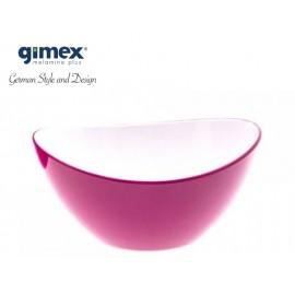 Miska sałatkowa różowa mała - Gimex