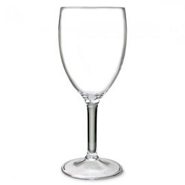 Zestaw kieliszków do wina 4szt. polycarbon Flamefield