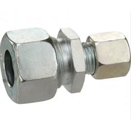 Redukcja 10/8 mm do połączeń gazowych rur stalowych 2 szt.