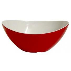Miska sałatkowa czerwona mała - Gimex