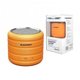 Blaupunkt BT01OR - Przenośny głośnik Bluetooth z radiem i odtwarzaczem MP3