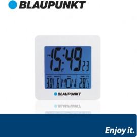 CL02WH - Zegar z alarmem i temperaturą