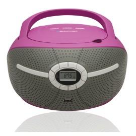 BB6VL - Przenośny radioodtwarzacz CD/USB