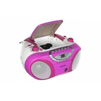 BB15PK - Przenośny radioodtwarzacz kasetowy z CD/MP3/USB/AUX