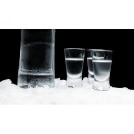 Zestaw kieliszków do wódki - 4 sztuki Gimex