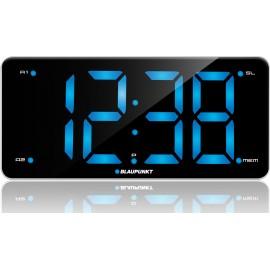 CR15WH - Radiobudzik z USB i wyświetlaczek LED Blaupunkt