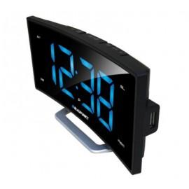 CR7USB - Radiobudzik z ładowaniem USB Blaupunkt