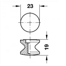 Przycisk Push-Lock