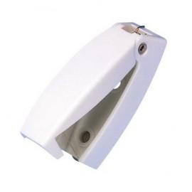 Blokada do klapy serwisowej biała