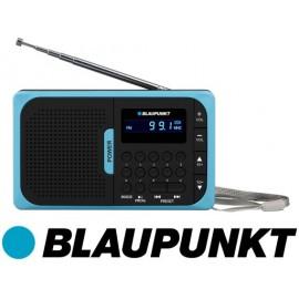 PR5BL - Przenośne radio AM/FM z odtwarzaniem USB/SD