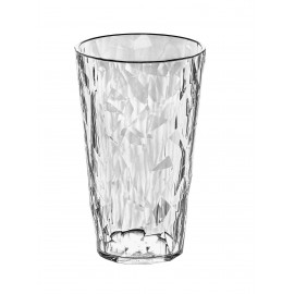 Szklanka Crystal transparentna 450ml. Koziol