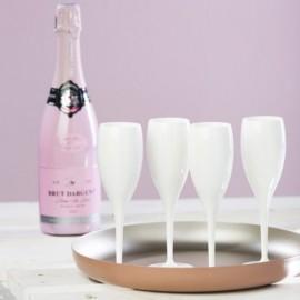 Zestaw kieliszków do szampana 4szt. Koziol