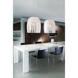Lampa Josephine XL  biała mleczna Koziol