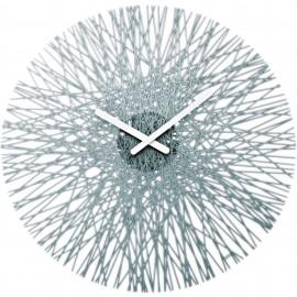 Zegar ścienny Silk antracytowy Koziol