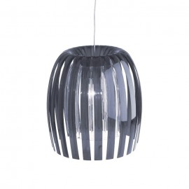 Lampa Josephine XL 2.0 przezroczysta antracyt - Koziol