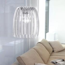 Lampa Josephine przezroczysta S -Koziol