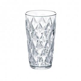 Szklanka Crystal L transparentna 450ml. Koziol