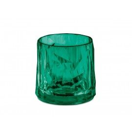 Szklanka Club szmaragdowa zieleń 250ml Koziol